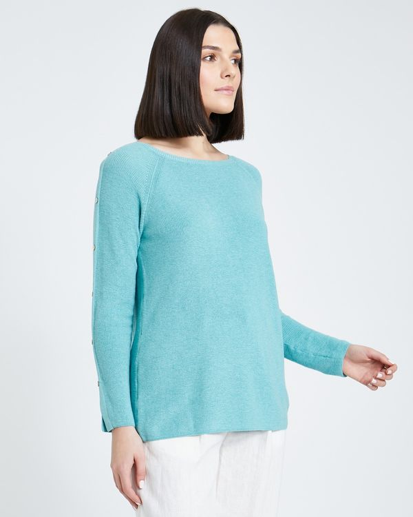 Paul Costelloe Living Studio Silk Blend Jumper