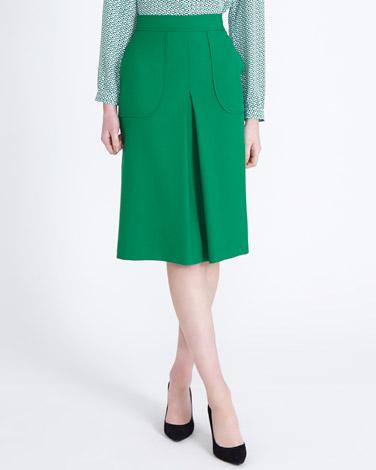 greenPaul Costelloe Living Studio Pocket Skirt
