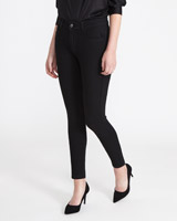 black Paul Costelloe Living Studio Five Pocket Denim Jeans