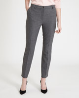 grey Paul Costelloe Living Studio Tailored Trousers