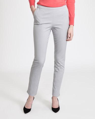 greyPaul Costelloe Living Studio Slim Trousers