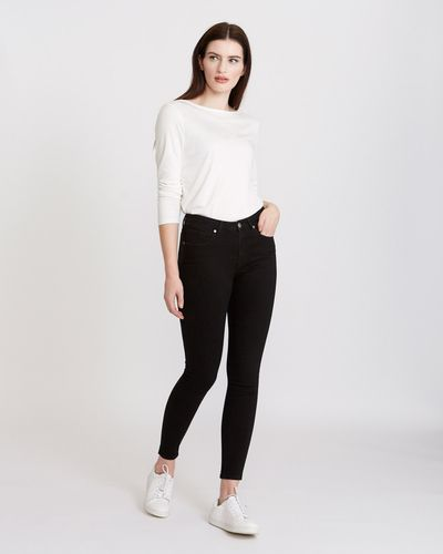 Paul Costelloe Living Studio Skinny Fit Jeans thumbnail