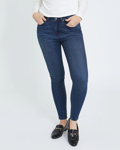 Paul Costelloe Living Studio Denim Wash Pants