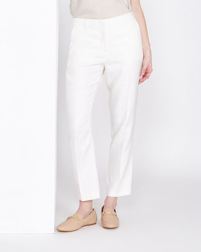 Paul Costelloe Living Studio Twill Trousers