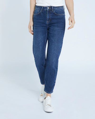 Paul Costelloe Living Studio Straight Leg Denim thumbnail