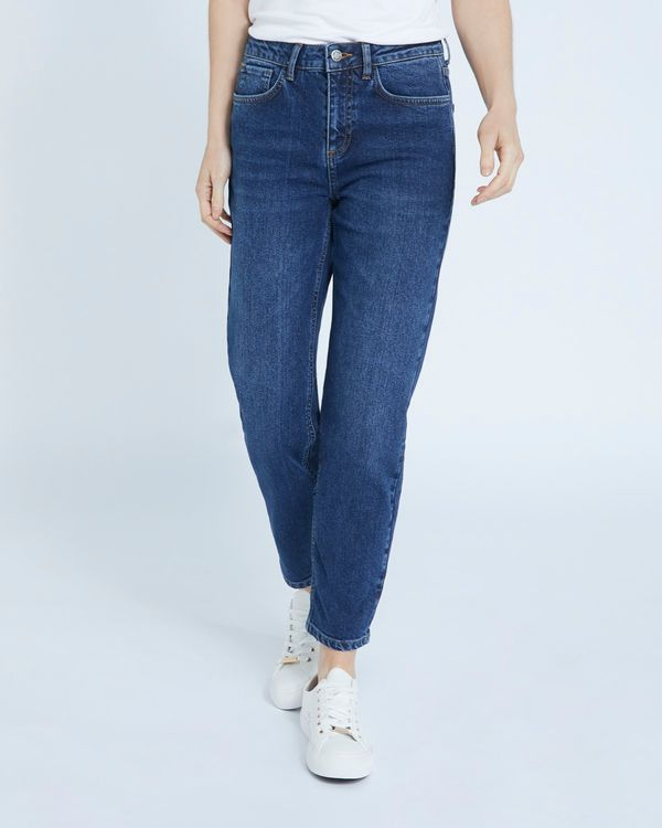 Paul Costelloe Living Studio Straight Leg Denim