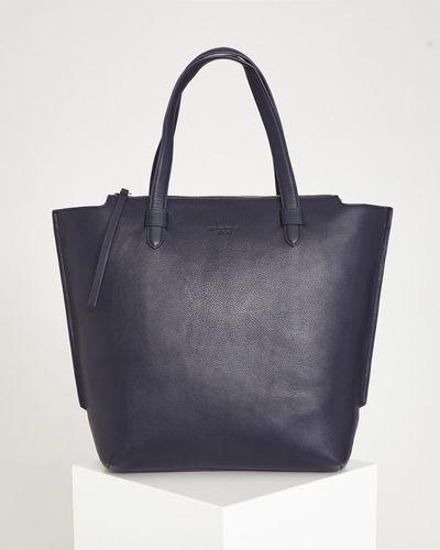 0229a2244 NATURAL · Black · Paul Costelloe Living Studio Zip Bucket Bag ...