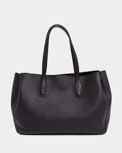 Paul Costelloe Living Studio B Leather Tote Bag
