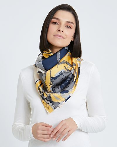 Paul Costelloe Living Studio Newport Roses Scarf