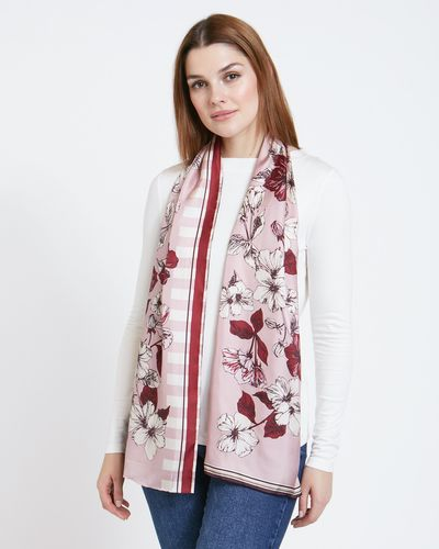 Paul Costelloe Living Studio Sloane Rectangle Scarf