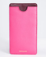 pink Paul Costelloe Living Studio Phone Holder