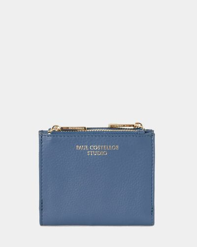 Paul Costelloe Living Studio Coin Purse Blue