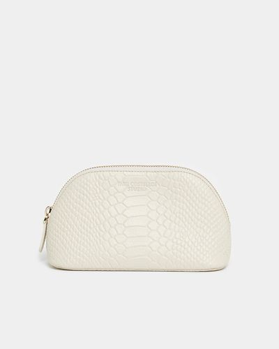Paul Costelloe Living Studio Small Leather Cosmetic Bag thumbnail