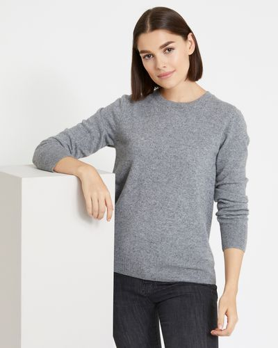 Paul Costelloe Living Studio Cashmere Crew-Neck Jumper thumbnail