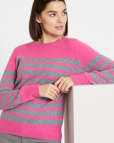Paul Costellloe Living Studio Cashmere Crew-Neck Sweater