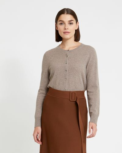 Paul Costelloe Living Studio Cashmere Cardigan thumbnail
