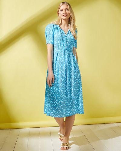 Spot Midi Dress thumbnail