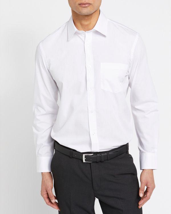 Regular Fit Long Sleeve Easy Care Shirt