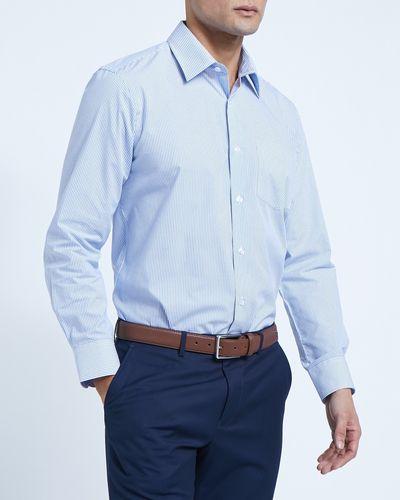 Regular Fit Cotton Rich Design Shirt thumbnail