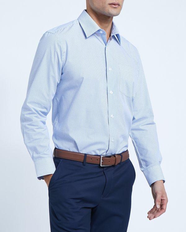 Regular Fit Cotton Rich Design Shirt