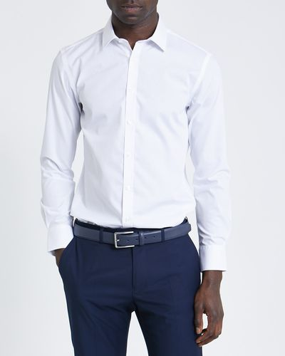Slim Fit Non Iron Shirt thumbnail