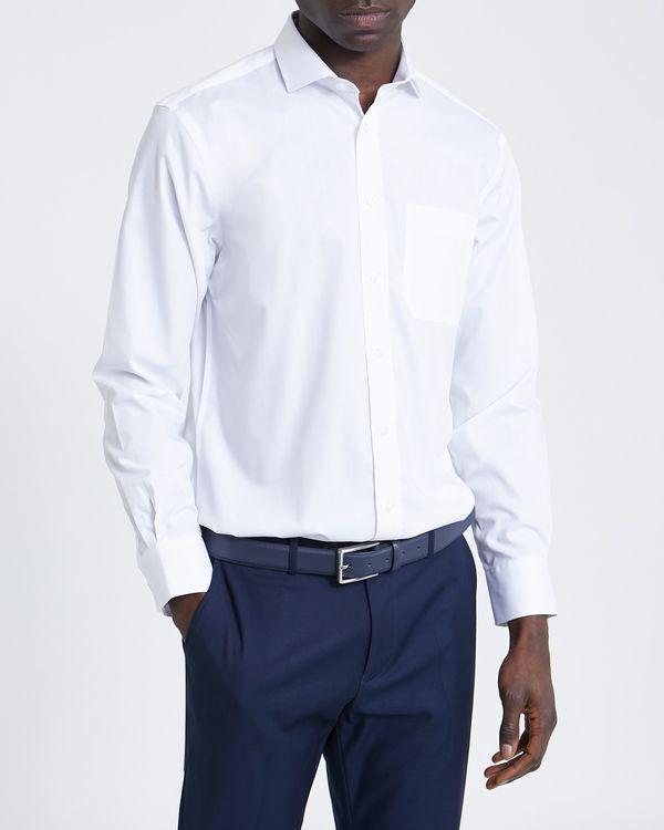 Regular Fit Non Iron Cutaway Collar Shirt