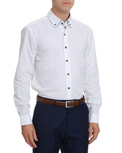 Regular Fit Double Collar Shirt thumbnail