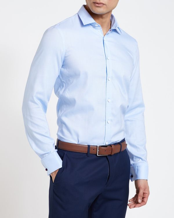Tailored Fit Premium Non Iron Shirt