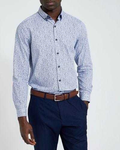 Regular Fit Luxury Smart Collar Shirt thumbnail