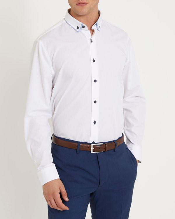 Regular Fit Luxury Smart Collar Shirt