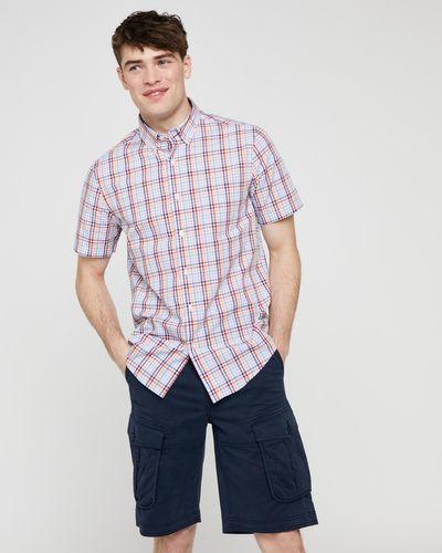 Regular Fit Short-Sleeved Shirt thumbnail