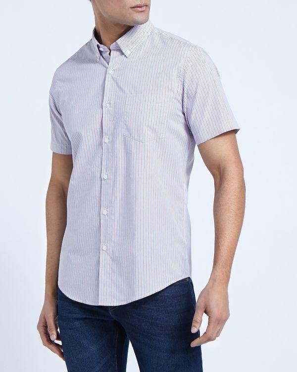 Regular Fit Short-Sleeved Shirt