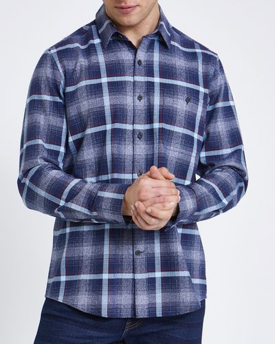 Regular Fit Long Sleeve Grindle Check Shirt