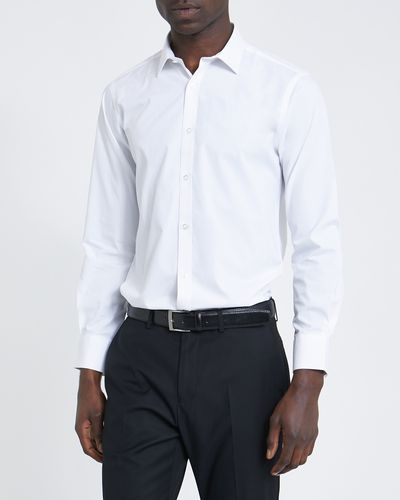 Slim Fit Design Shirt and Tie set thumbnail