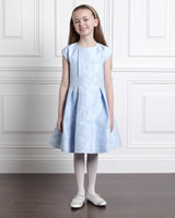 blue Paul Costelloe Living Ruby Dress