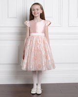 pink Paul Costelloe Living Zoe Dress