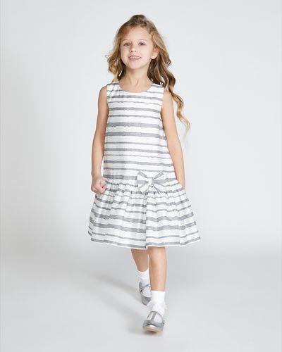Paul Costelloe Living Georgia Stripe Dress