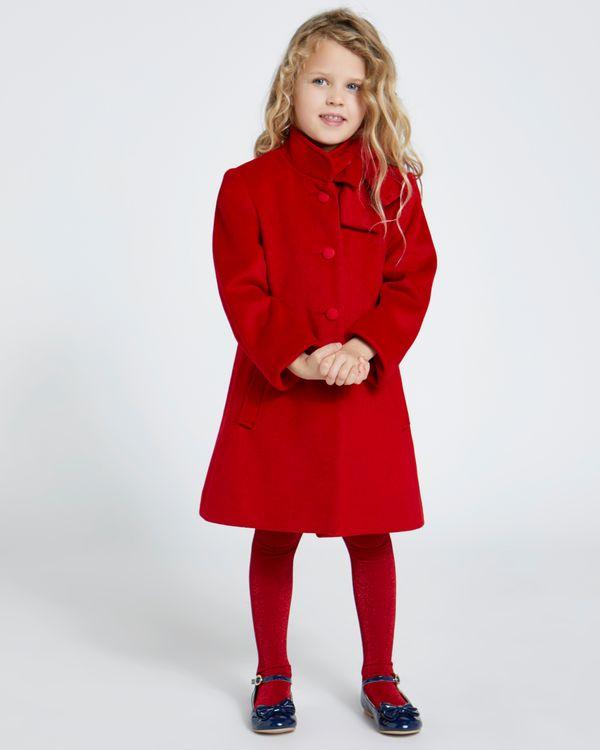 Paul Costelloe Living Red Bailey Coat