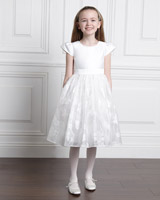 ivory Paul Costelloe Living Lily Dress