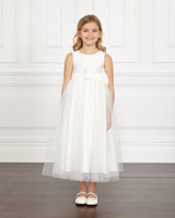 ivory Paul Costelloe Living Rosie Flower Girl Dress