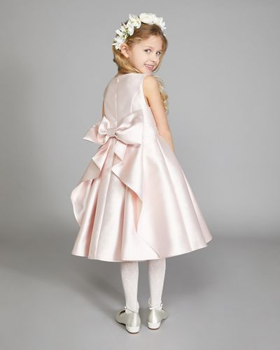Paul Costelloe Living Scarlett Flower Girl Dress