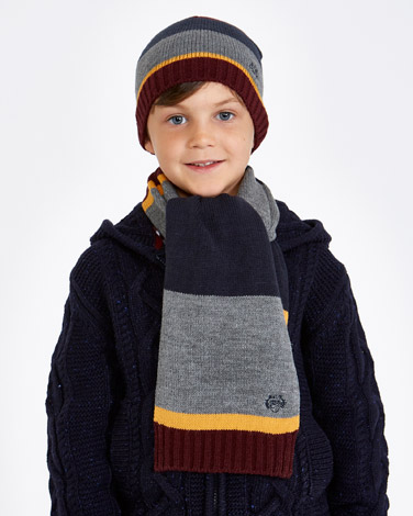 multi Paul Costelloe Living Knitted Cap