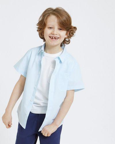 Paul Costelloe Living Stripe Short Sleeve Shirt