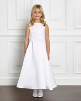 white Paul Costelloe Living Emily Dress