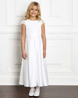 white Paul Costelloe Living Belle Dress