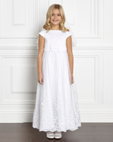 white Paul Costelloe Living Kate Dress