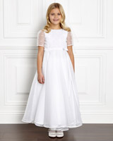white Paul Costelloe Living Lilly Dress