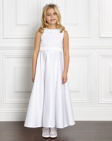 white Paul Costelloe Living Ella Dress