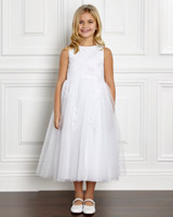 white Paul Costelloe Living Olivia Dress
