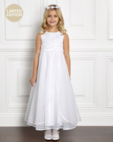white Paul Costelloe Living Dayna Dress (Limited Edition)